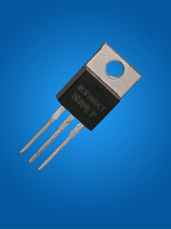 MUR1660CT二极管的材质